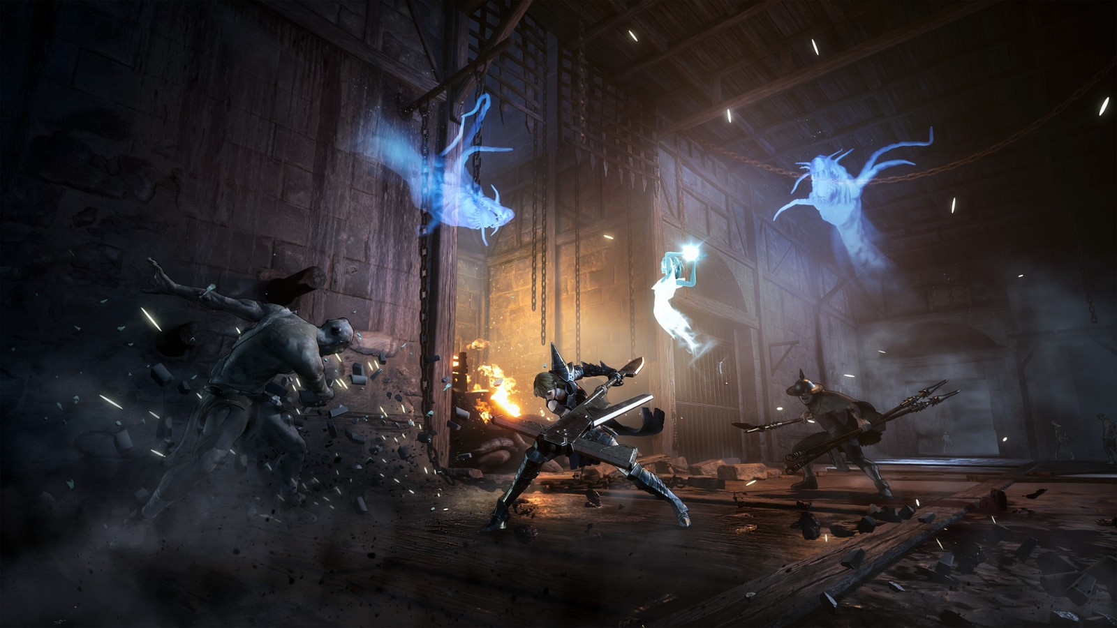 E3 2021:快节奏3D动作游戏《Soulstice》发布