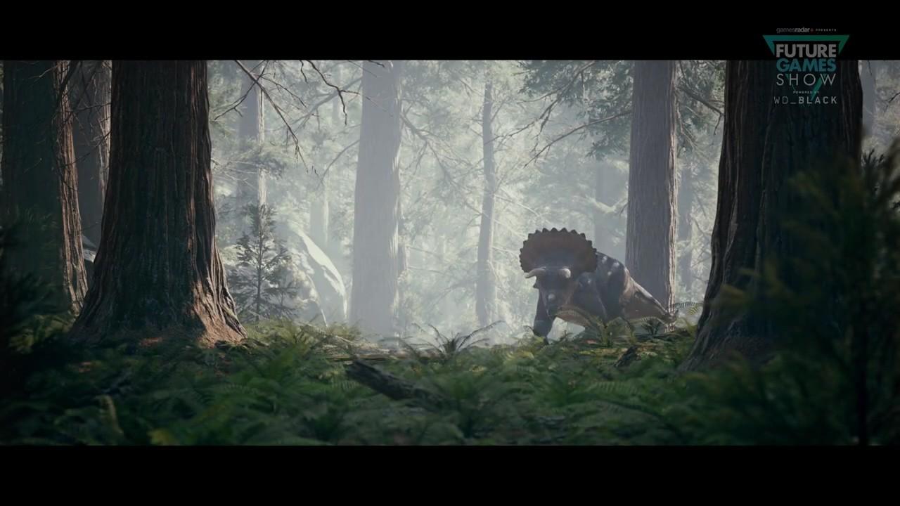 E3 2021:恐龙新作《Instinction》首爆实机预告