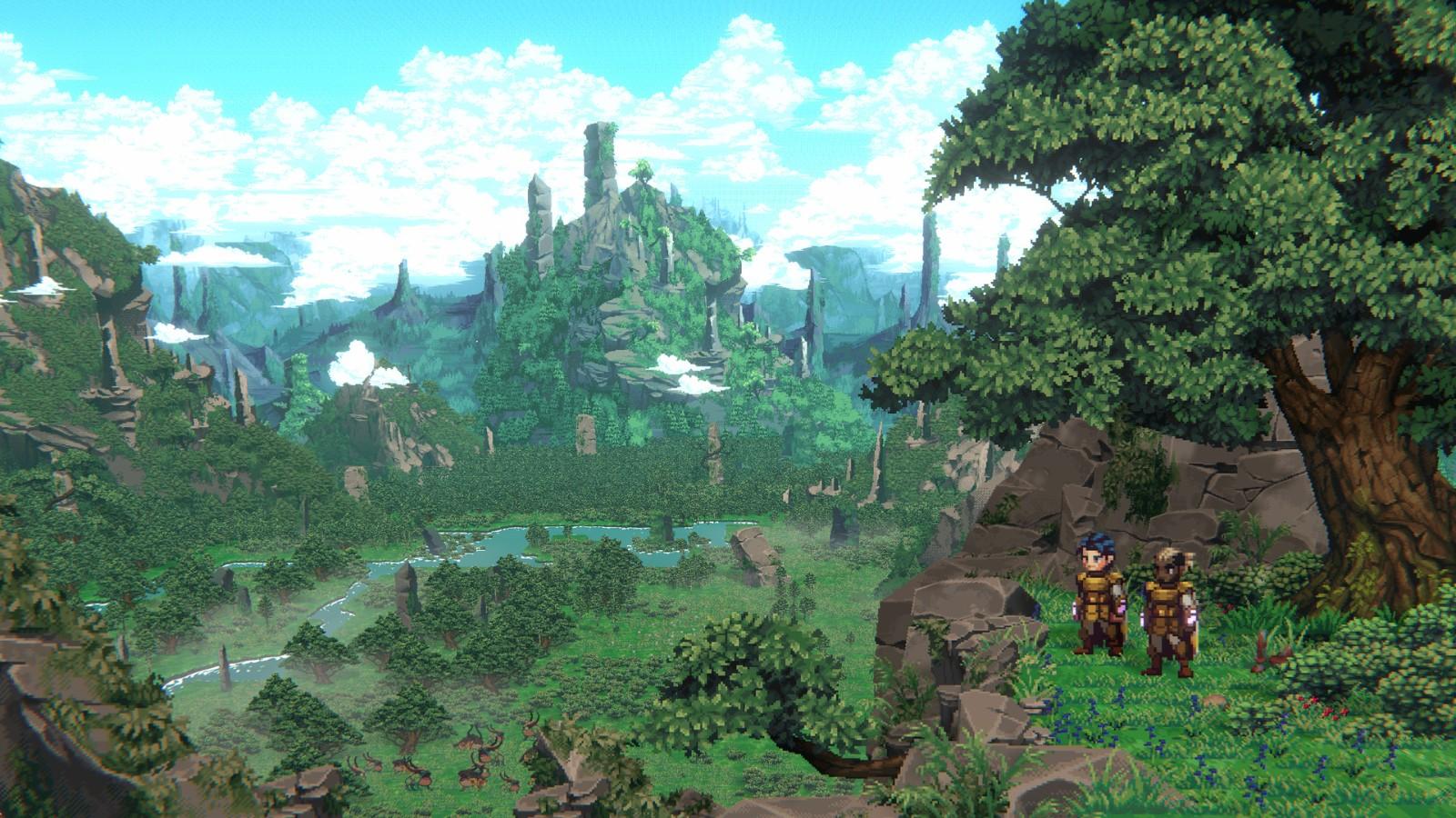 E3 2021:樱庭统配乐日式RPG《牺牲之火》发布