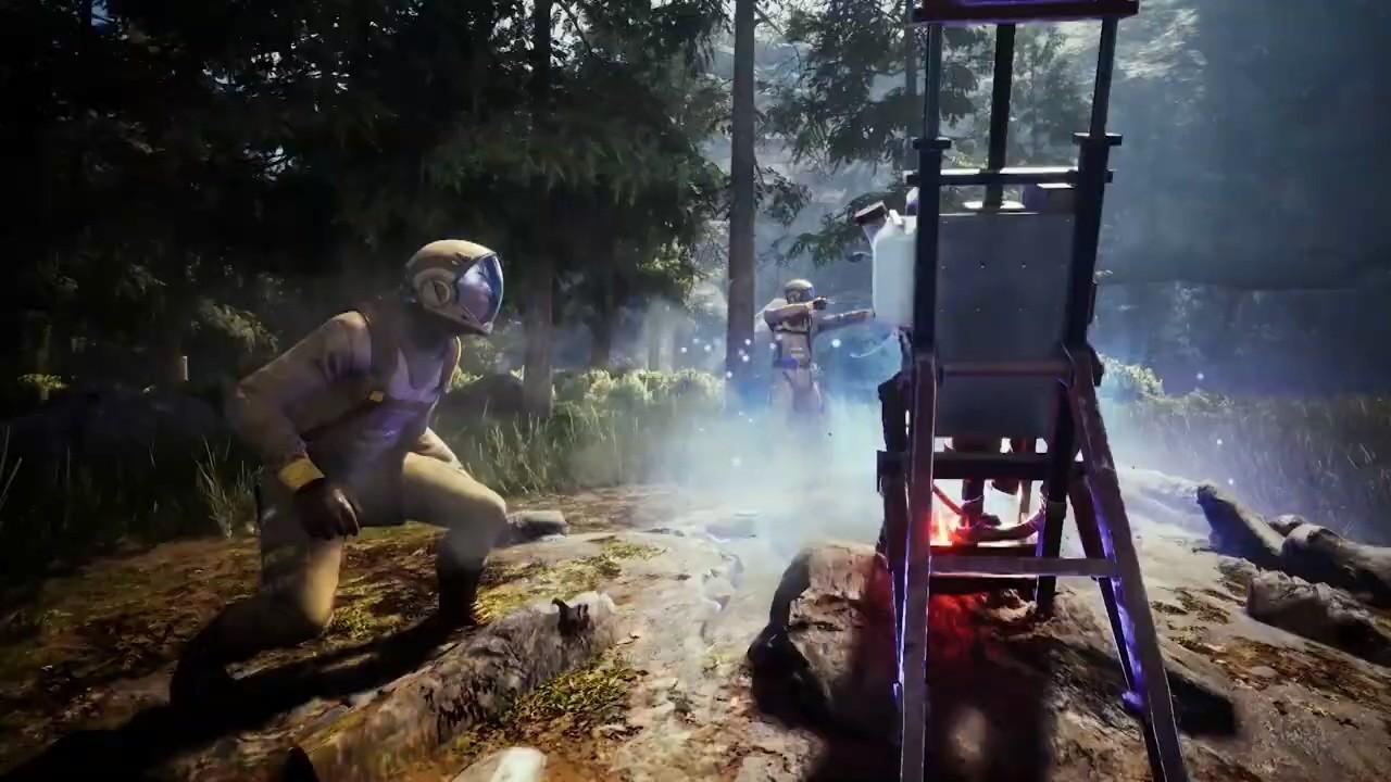 E3 2021:DayZ之父新作《伊卡洛斯》最新预告片 不再是免费