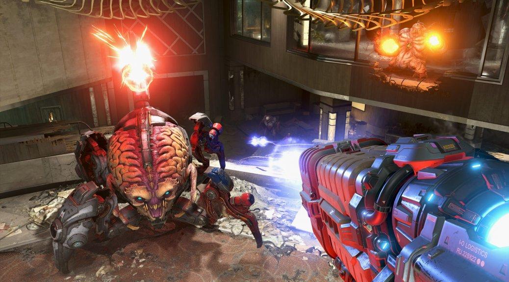 《毁灭战士:永恒》PC画面补丁将增加DLSS和光追特效