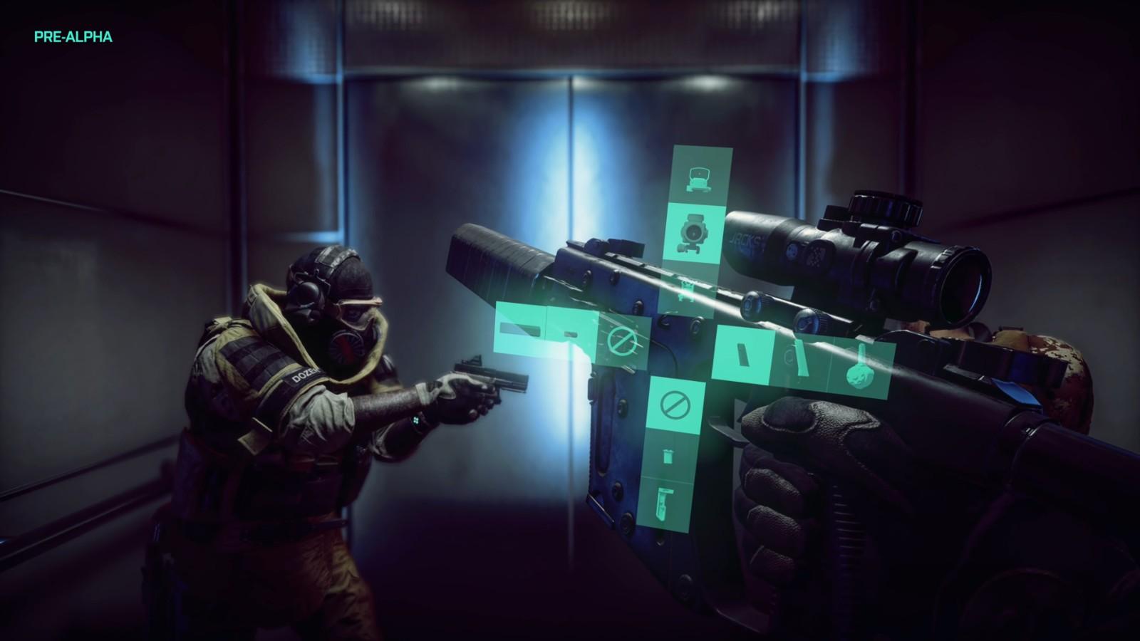 《战地2042》Plus系统将允许玩家随时更换枪械组件