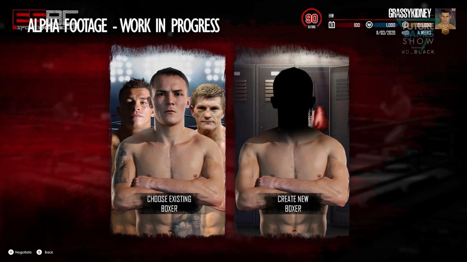 E3 2021:新作《电竞拳击俱乐部》公布 登陆PC和主机