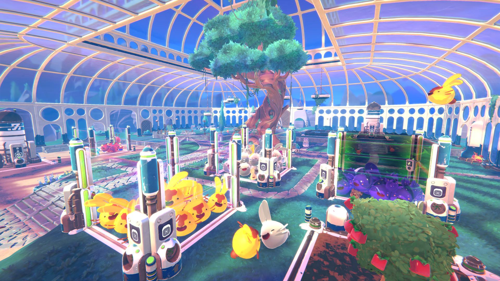 E3 2021:《史莱姆牧场2》公布最新预告 2022年XGP首发