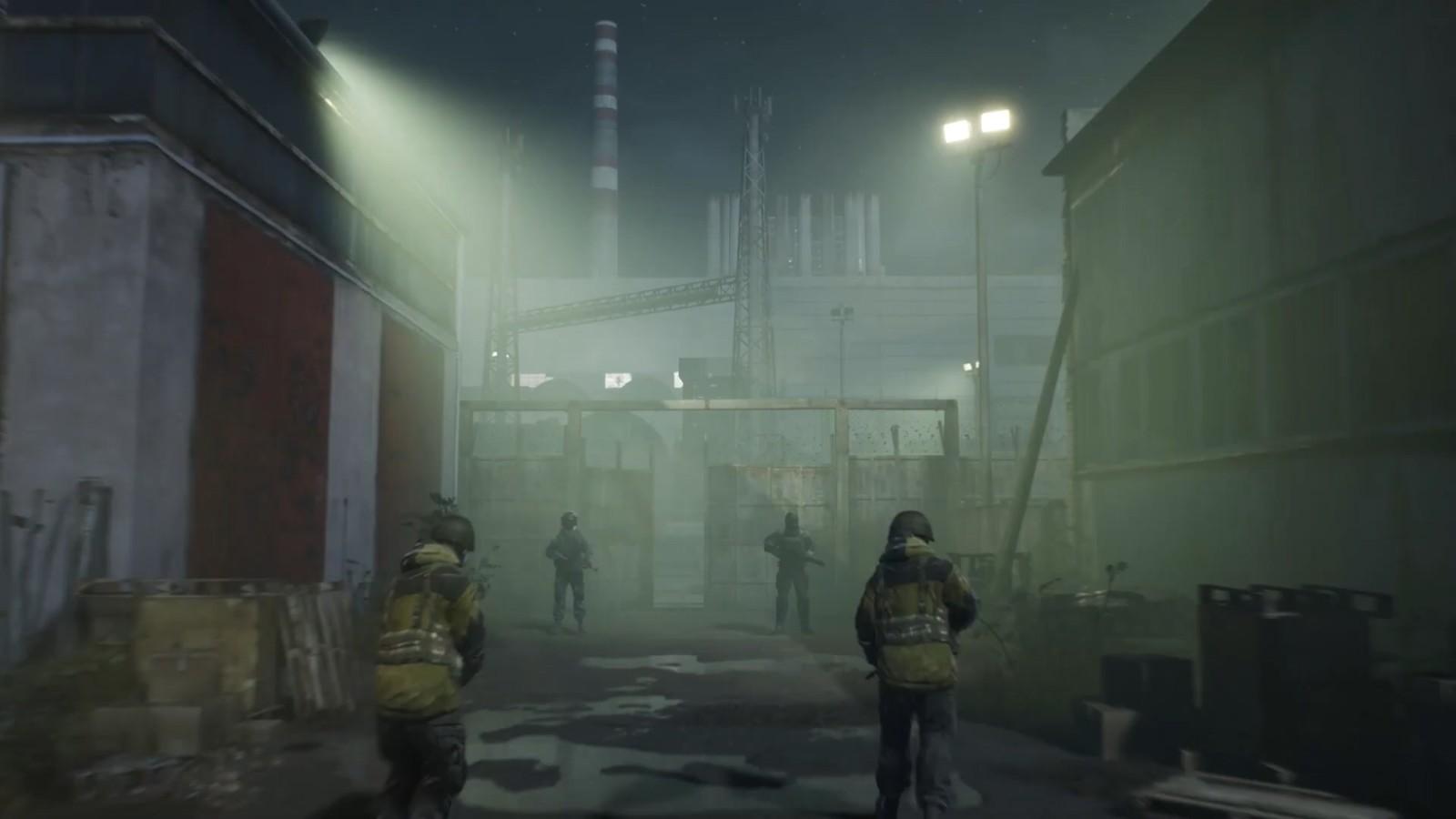 E3 2021:《切尔诺贝利人》PC游戏秀公布新演示