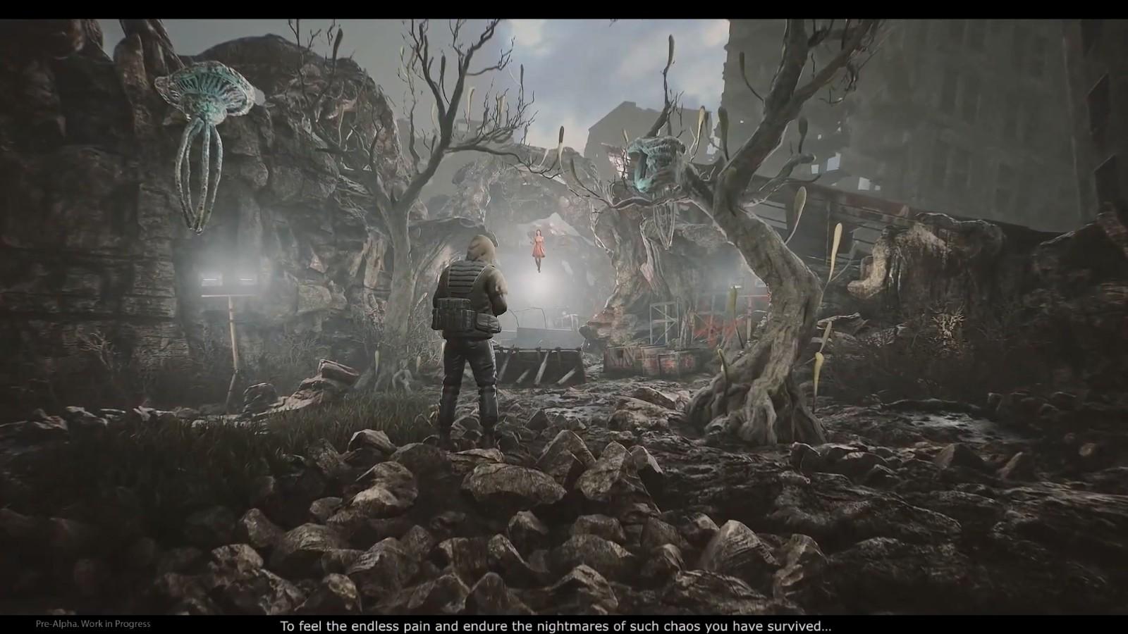 E3 2021:潜行者风格MMORPG《先锋》实机预告