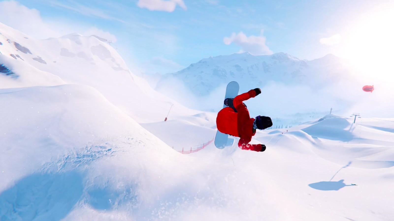 E3:滑雪游戏《Shredders》12月发售 首发加入XGP