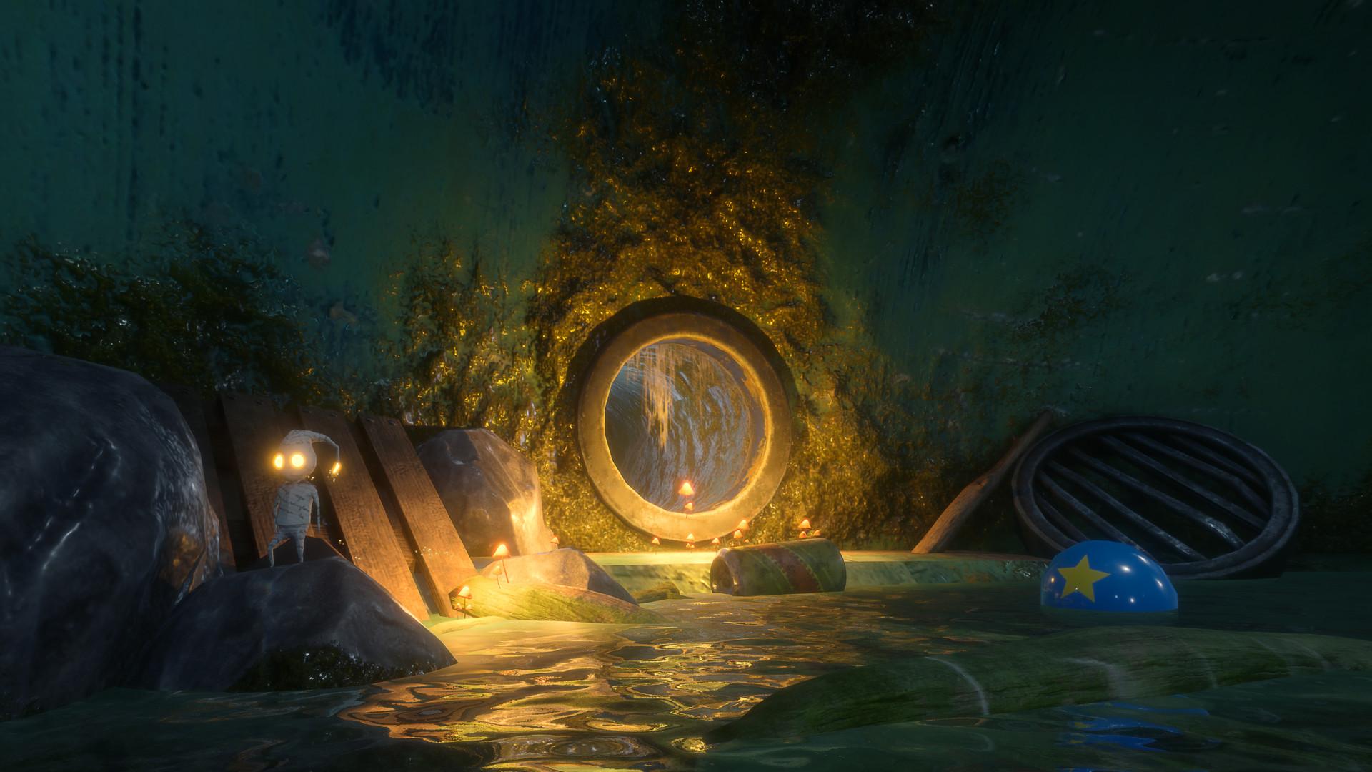 E3 2021:3D平台解谜游戏《折纸物语》最新宣传片 登陆多平台