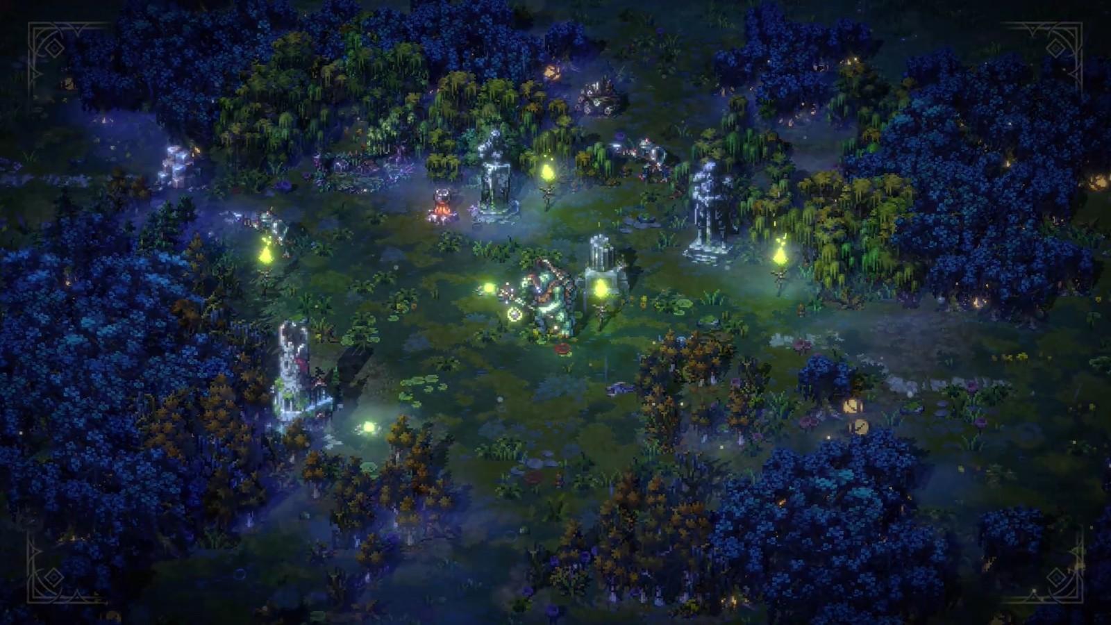 E3:回合战略游戏《征服之歌》实机演示 2022年发售