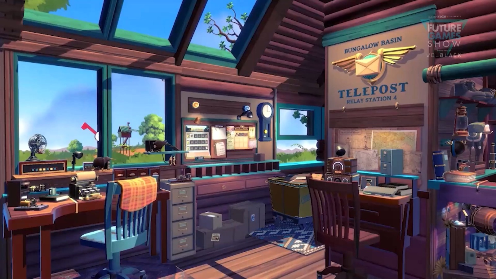 E3:邮政主题合作益智游戏《Keywee》8月31日发售