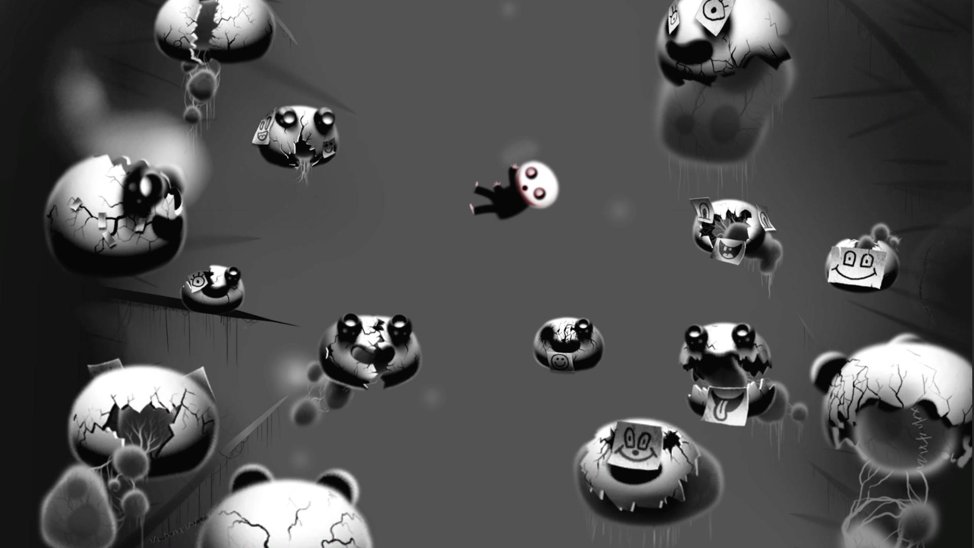 E3:氛围恐怖独立游戏《Happy Game》最新实机演示 2021年秋季发售
