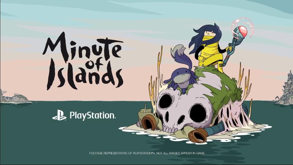 E3:手绘风2D平台冒险游戏《岛屿纪要》最新宣传片 现已多平台发售