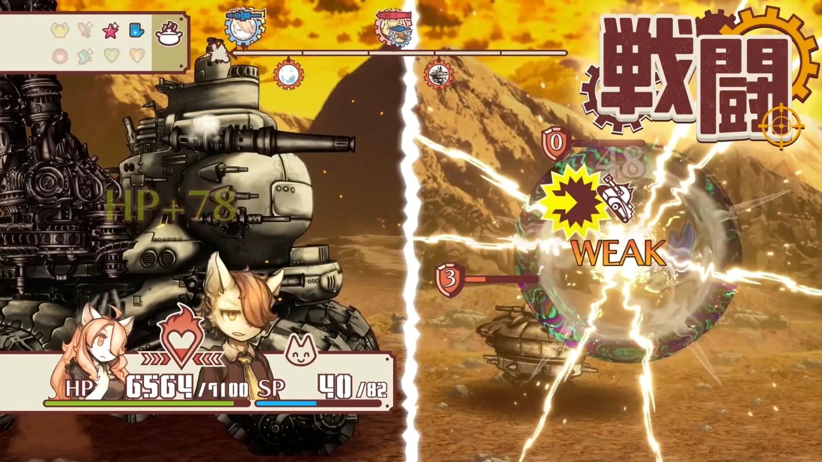 驾驶战车碾灭敌军 《战场的弗伽》7月29日正式发售