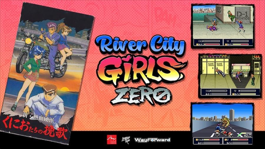 E3 2021:《热血少女2》首次公开 2022年登陆全平台