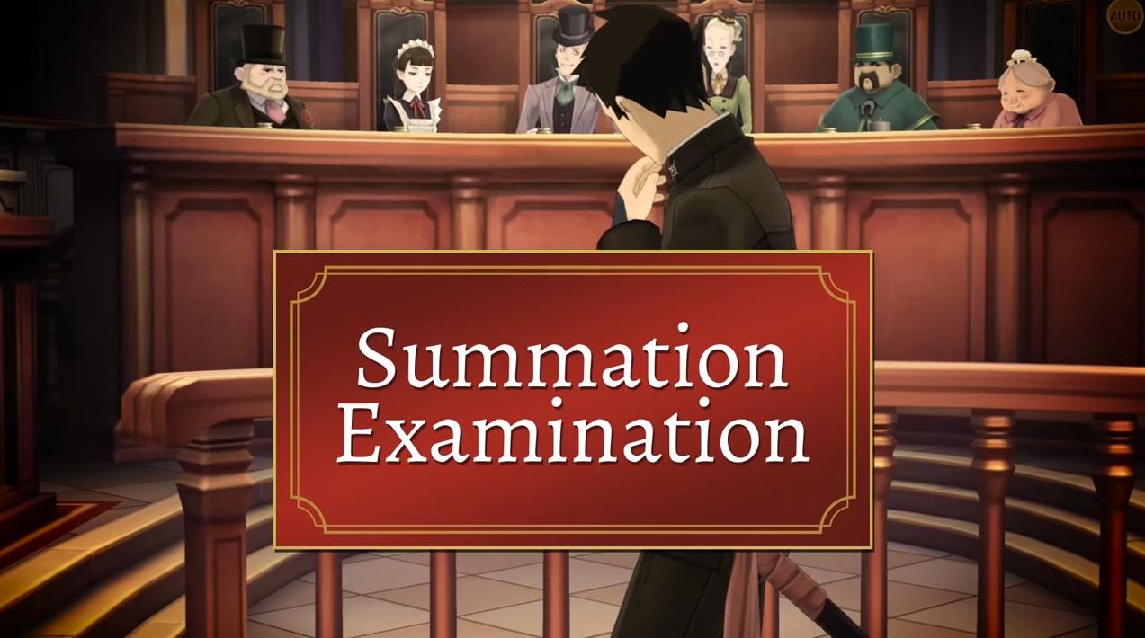 E3:《大逆转裁判:编年史》预告 首次加入共同推理和陪审战斗