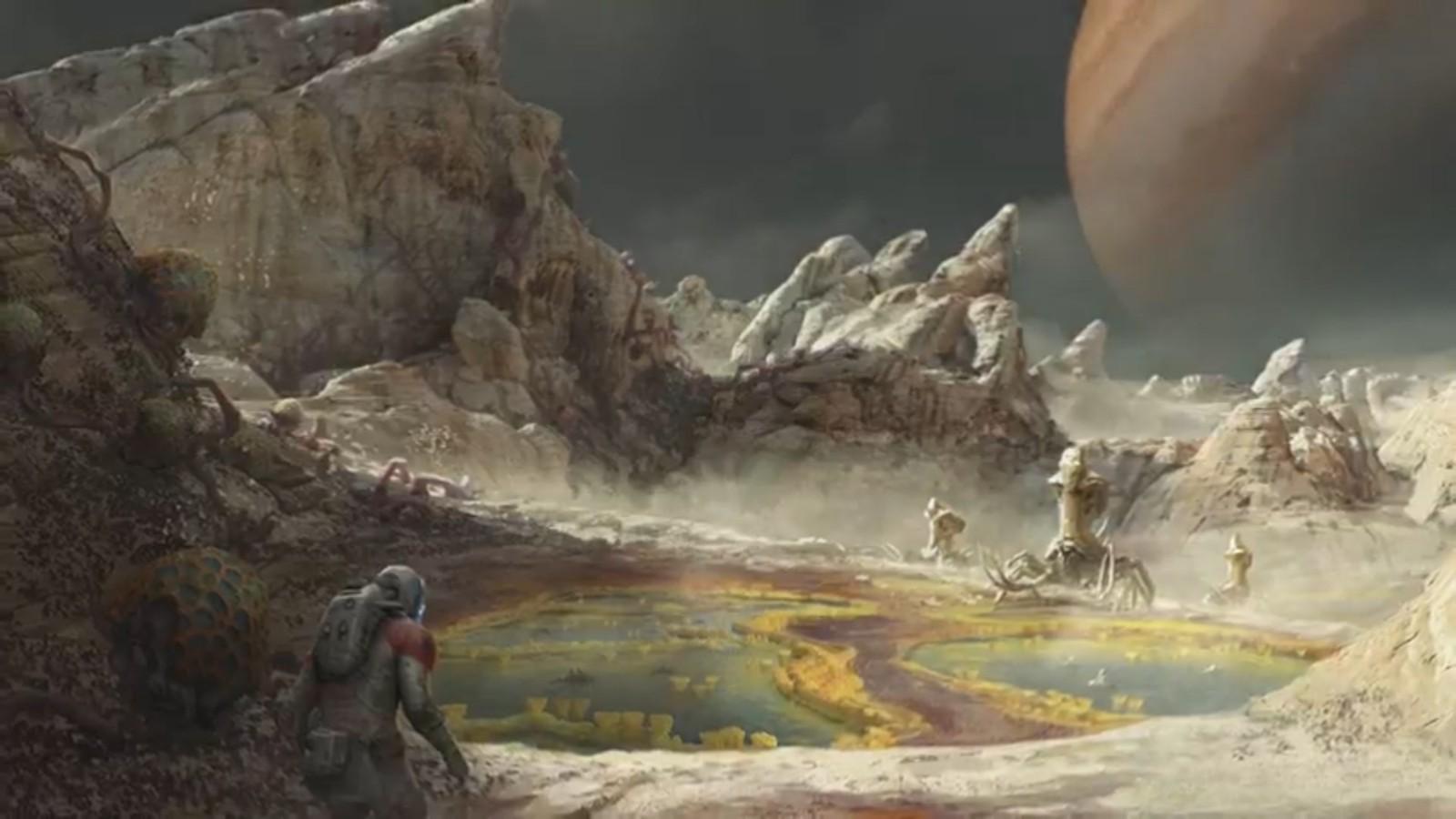 《星空》比B社之前RPG作品更硬核 有外星种族存在