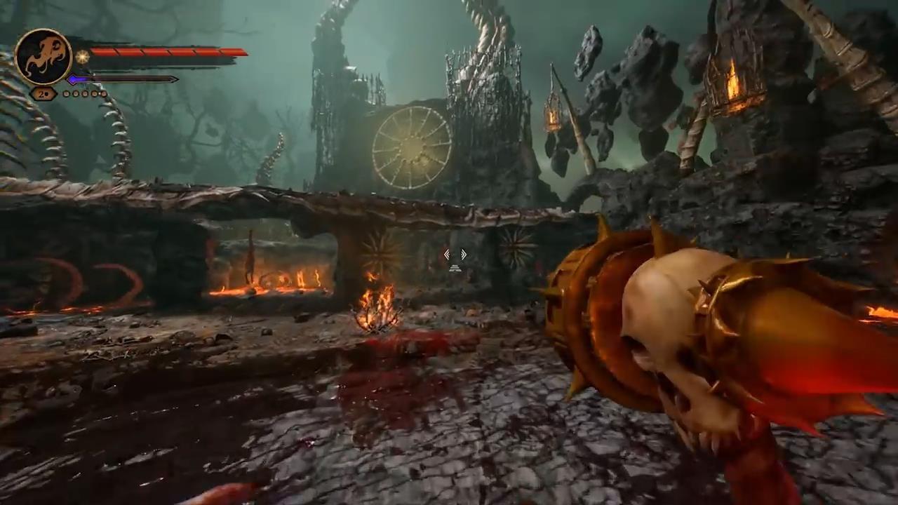 E3 2021:《魅魔》新演示视频 血腥暴力刺激