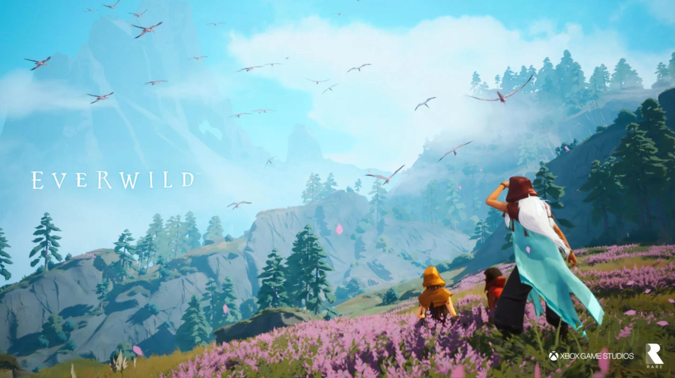 微软第一方游戏《Everwild》完全重启 至少2024年才发售