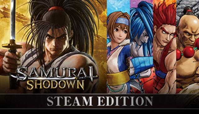 Steam《侍魂 晓》与DLC角色天草四郎时贞今日上线