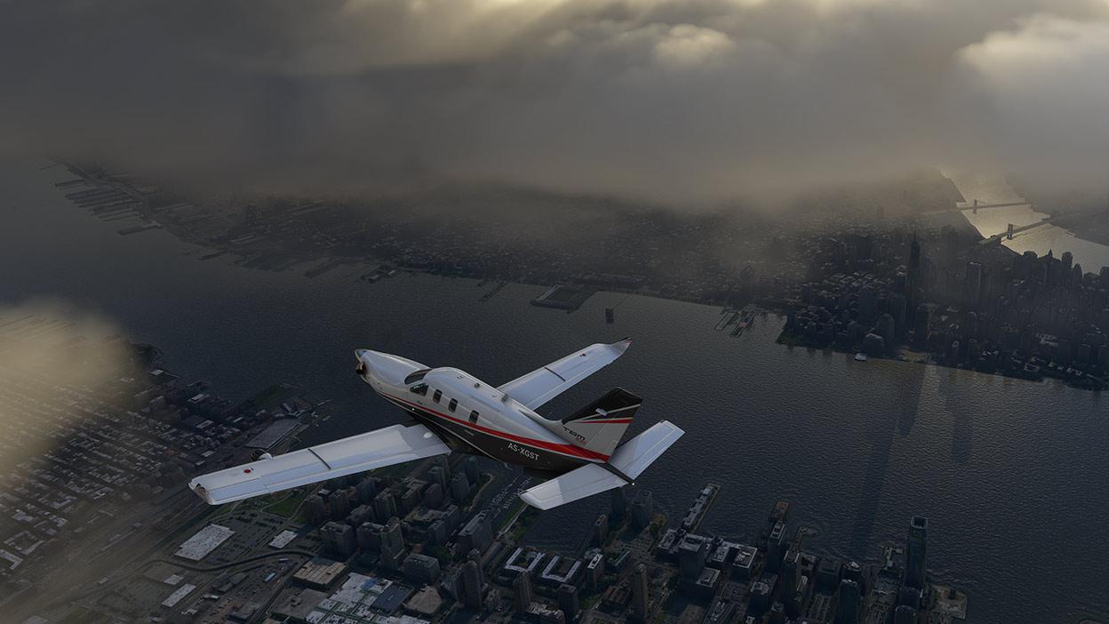 《微软飞行模拟》XSX/S版基本帧率为30FPS