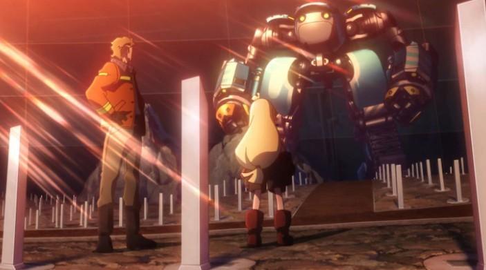 原创机甲系动画《Sacks&Guns!!》最新预告 今秋开播