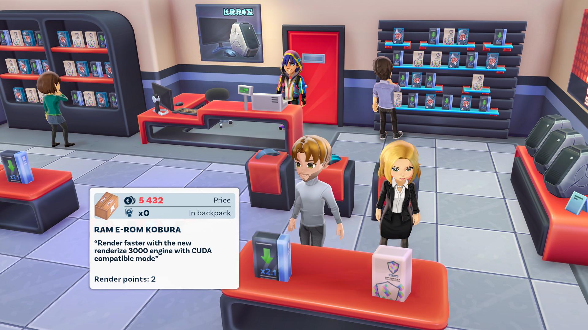 E3 2021:经营类游戏《油管主播的生活2》发布预告 支持简体中文