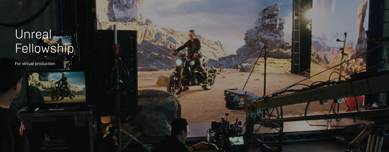 Epic与Tribeca合作 将虚幻引擎用于独立电影制作