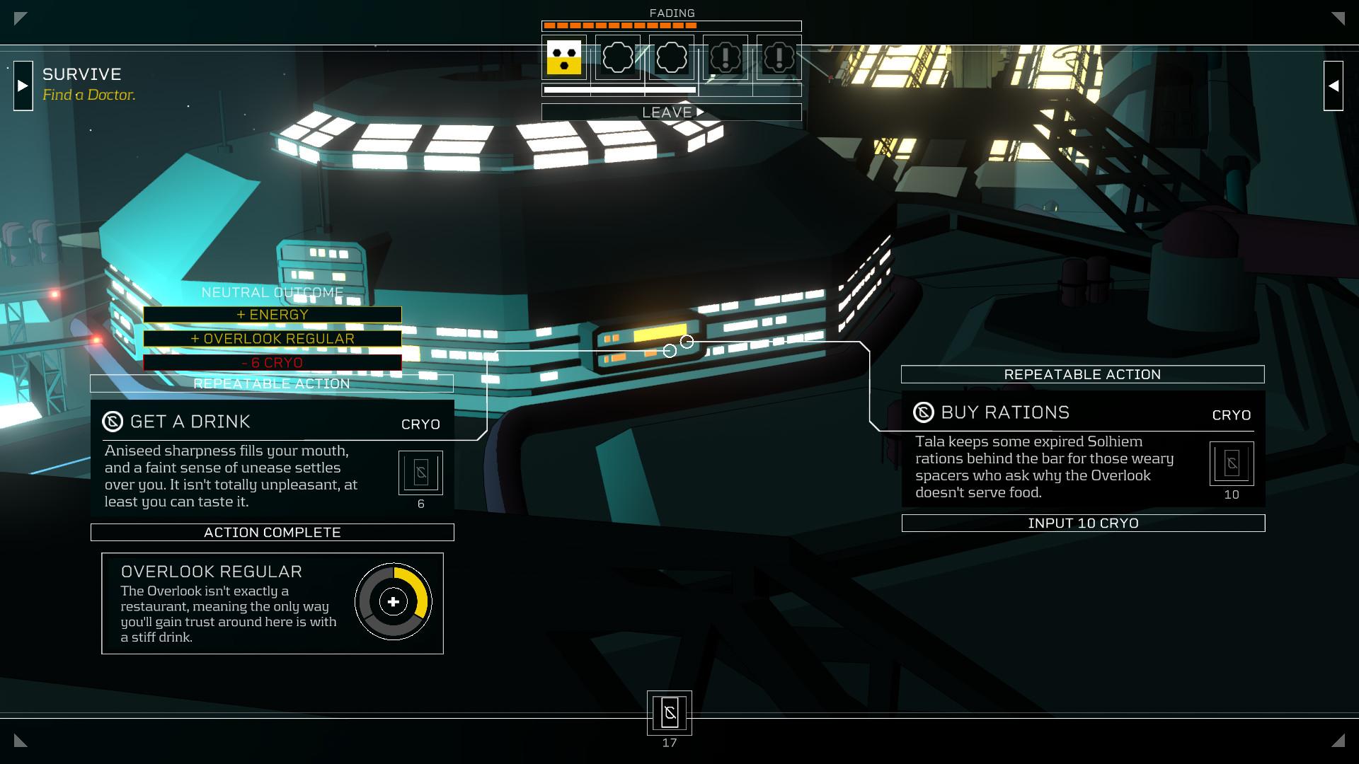 E3 2021:桌游RPG《Citizen Sleeper》发布预告 预计明年发售