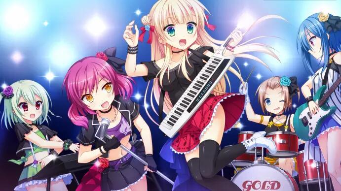 6月11日《金辉恋曲四重奏》于PC平台(steam)发布官中版