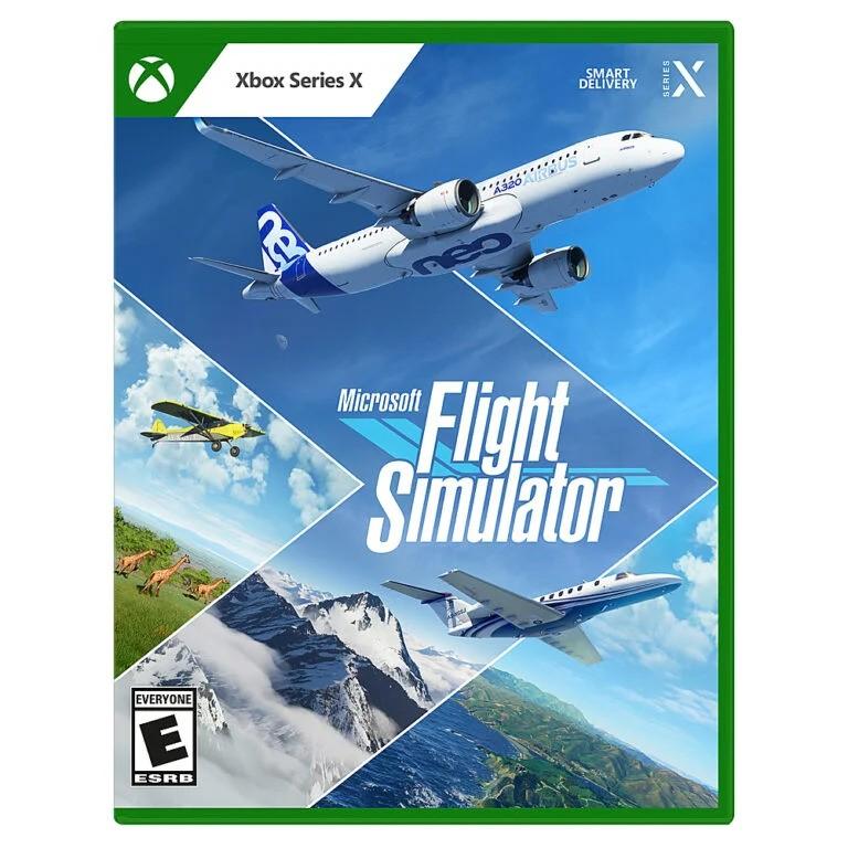Xbox Series X/S实体游戏或更换新封面
