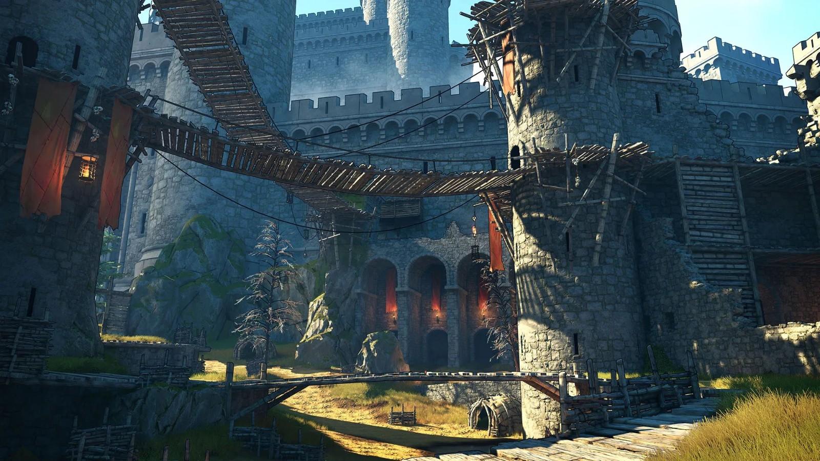 《小缇娜的奇幻之地》新截图公布 龙领主登场