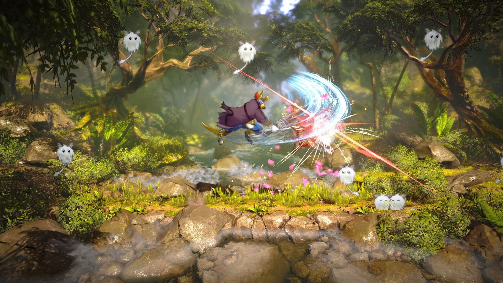 《百英雄传》及衍生作《崛起》上架Steam 均支持中文