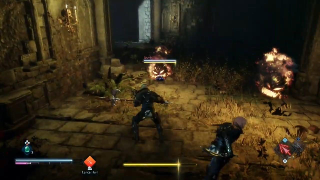 E3:《最终幻想起源:天堂的陌生人》试玩版28分钟演示