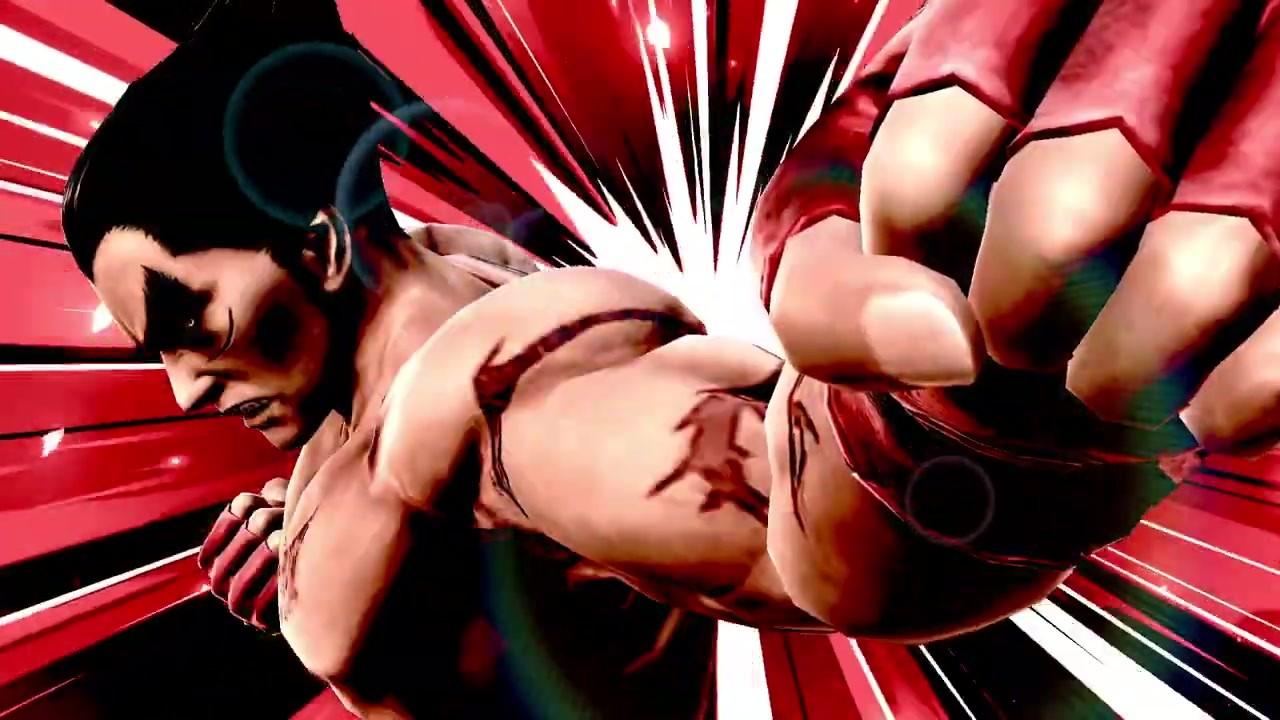 E3 2021:《铁拳》三岛一八加入《大乱斗》