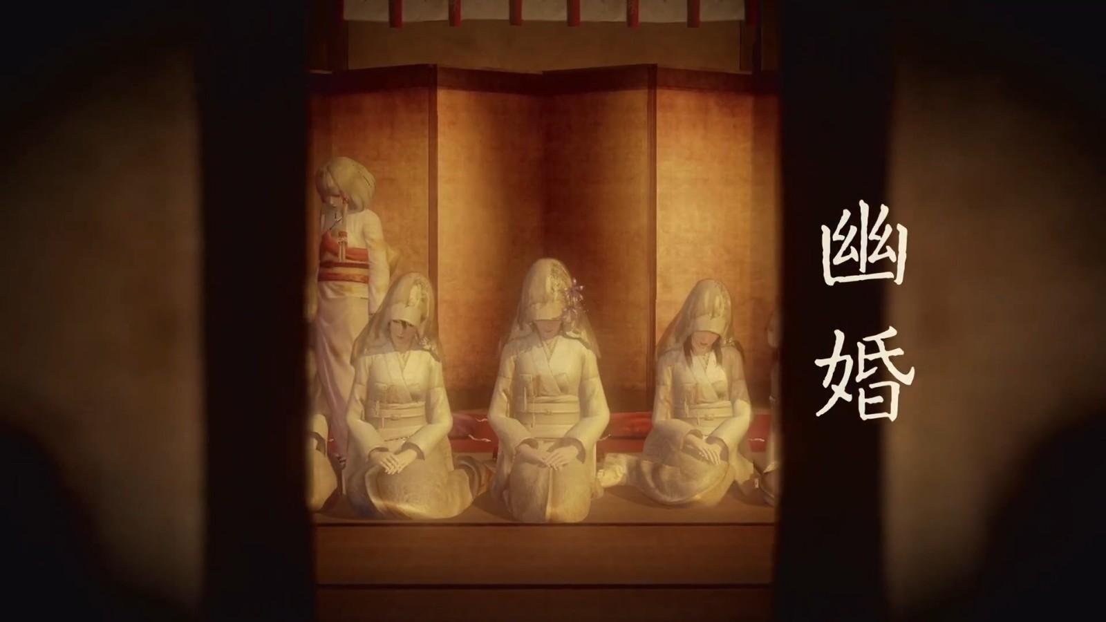E3 2021:《零:儒鸦之巫女》2021年登陆Switch