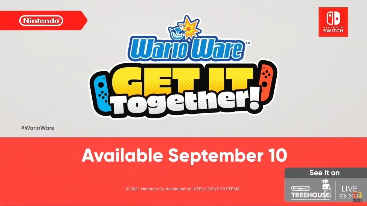 E3 2021:《瓦力欧制造》新作公布 9月10日发售