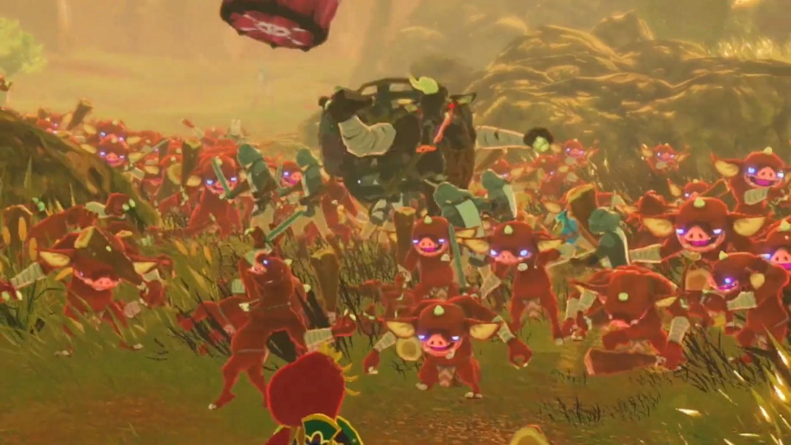 E3:《塞尔达无双》第一弹DLC 6月18日发售