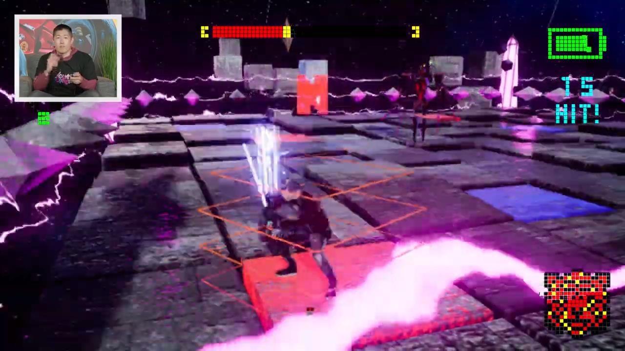 E3 2021:《英雄不再3》新实机演示 特拉维斯很猛