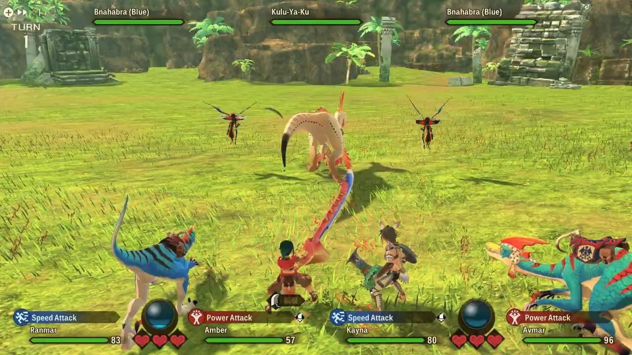 E3 2021:《怪物猎人物语2:毁灭之翼》新实机演示