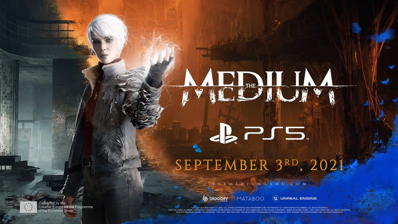 《灵媒》PS5版正式公布 9月3日发售