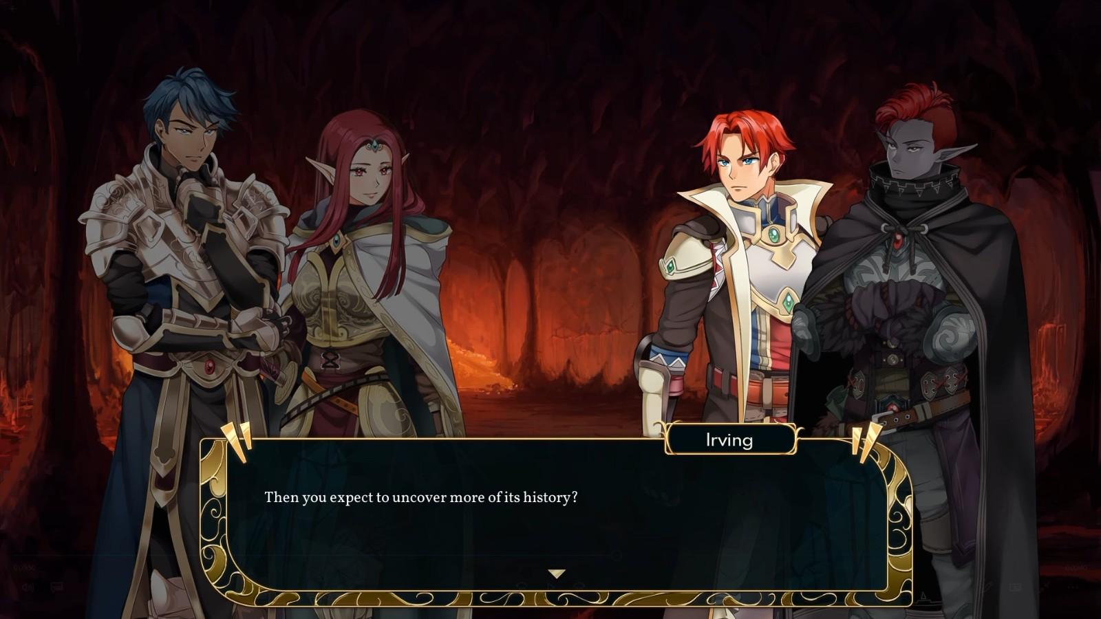回合制RPG《晦暗神祇》Steam版发售 优惠价64元