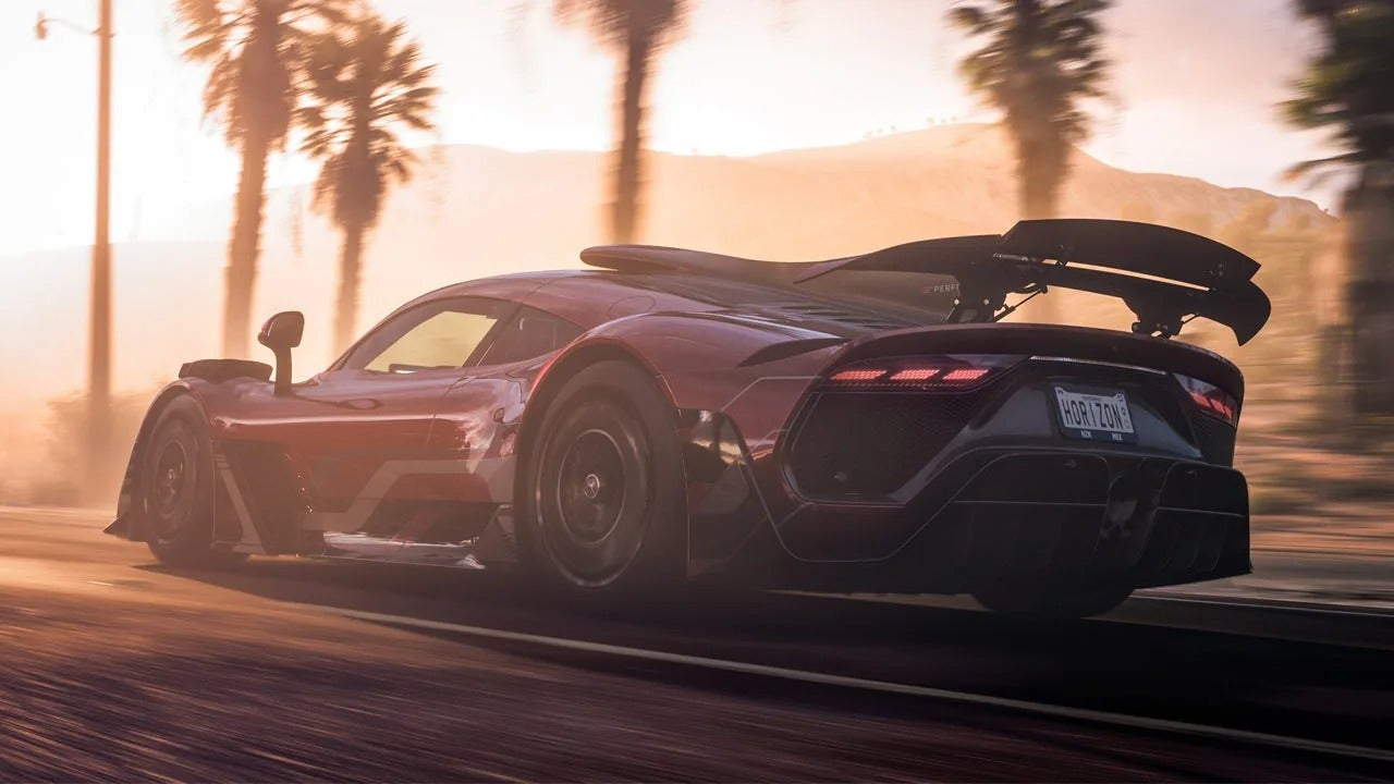 E3 2021大奖公布:《极限竞速:地平线5》成最受期待游戏