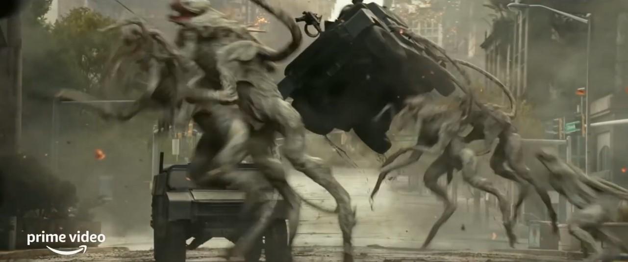 星爵主演科幻穿越打怪片《明日之战》终极预告