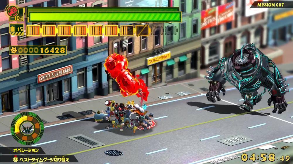 白金《神奇101重制版》新模式DLC上线 神谷英树将亲自挑战