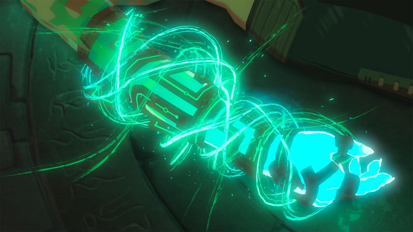 《塞尔达传说:旷野之息2》新截图 光照效果真棒