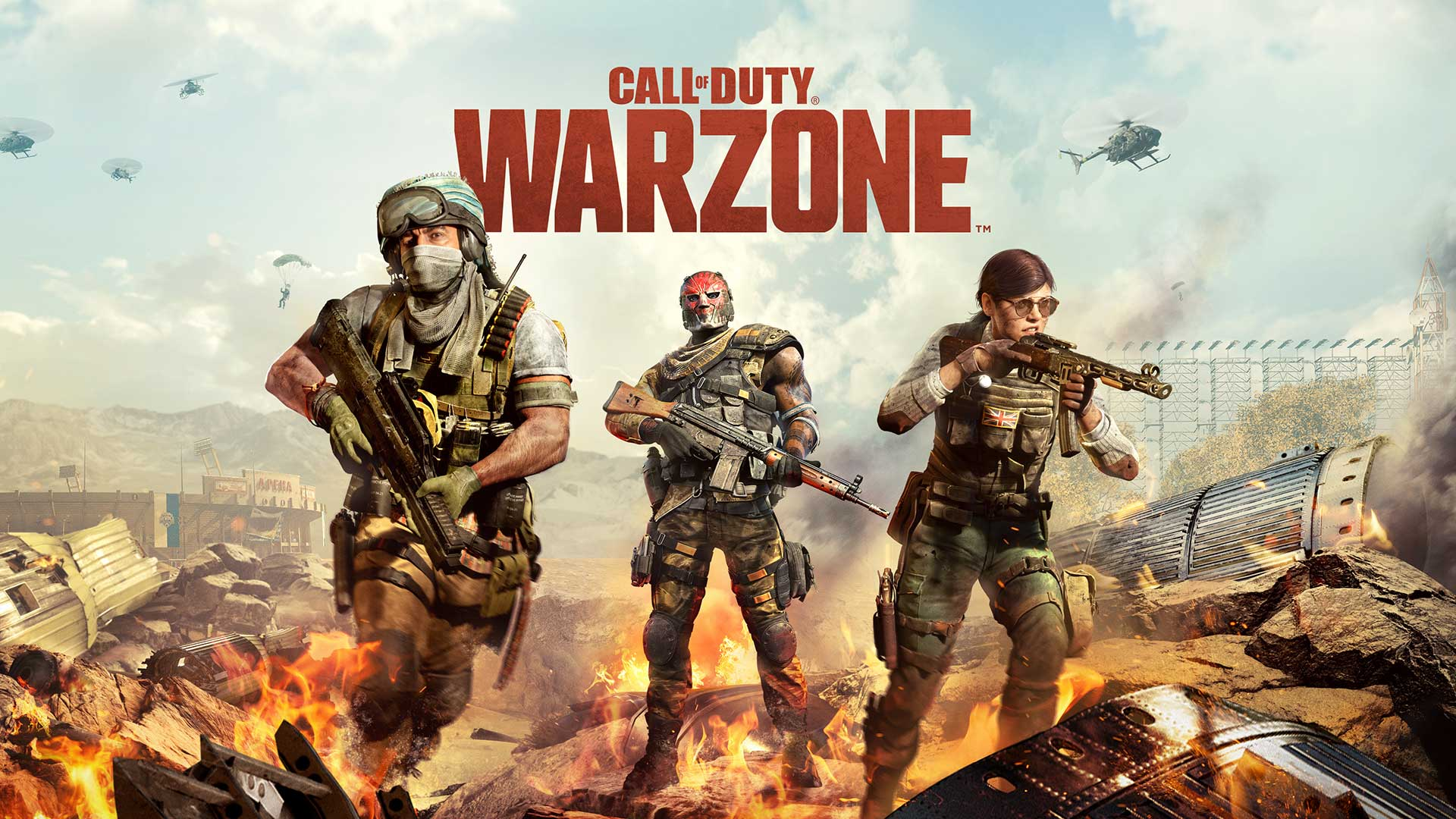 《使命召唤:冷战》及《战区》第四赛季补丁说明 6月17日正式上线
