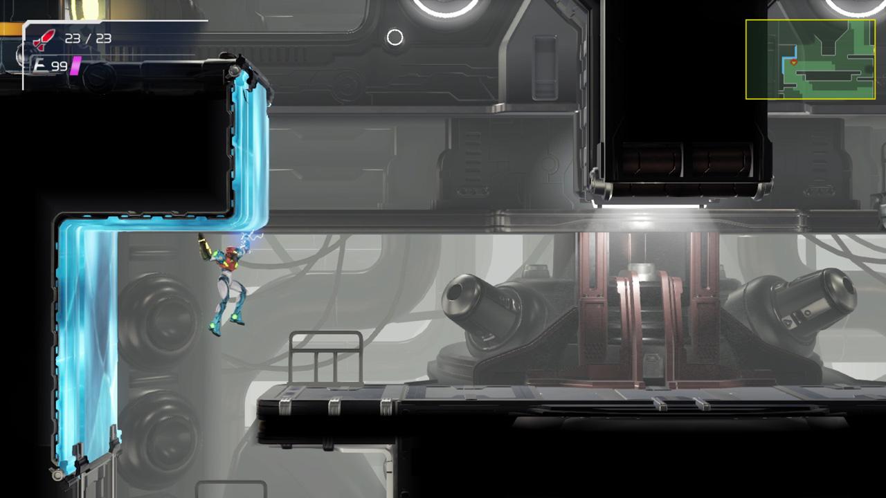 E3:《银河战士:生存恐惧》超长实机演示 BOSS战公开