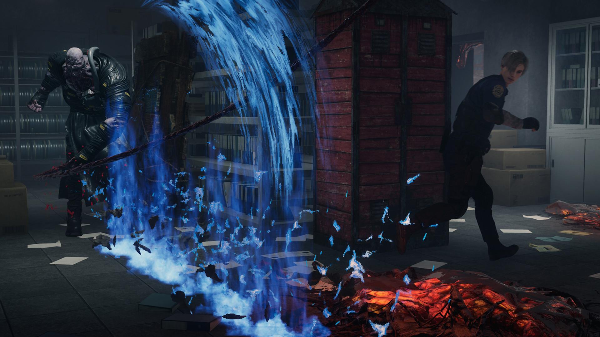 """《黎明杀机》""""生化危机篇""""DLC今日发布 追踪者化身屠夫"""