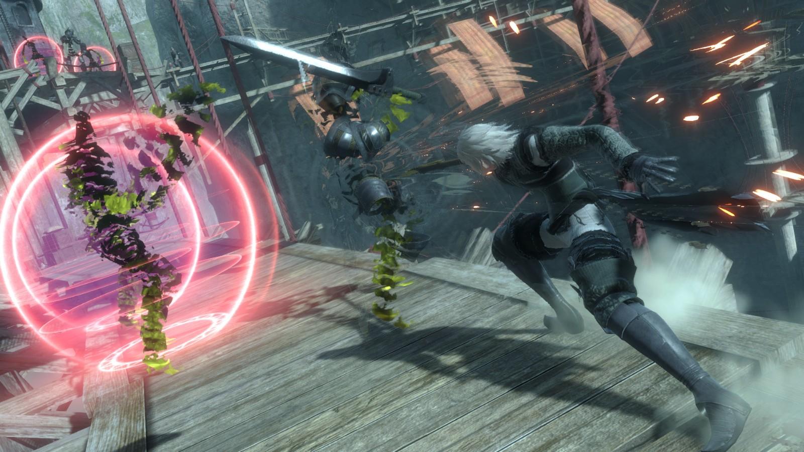 《尼尔:伪装者》Steam版即将更新 将稳定60FPS