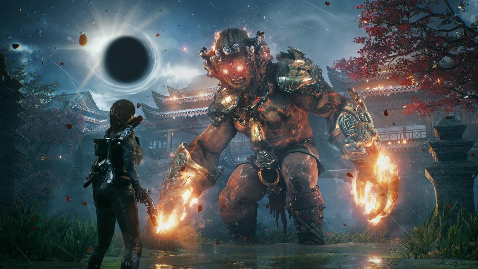 《光明记忆:无限》发布全新宣传片 战斗场面超刺激